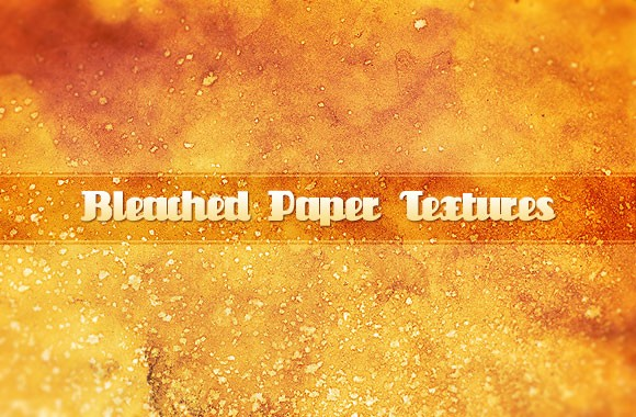 Bleached Paper Textures