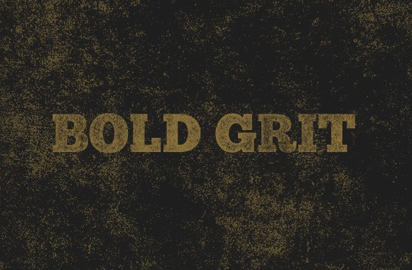 Bold Grit Textures and Brushes