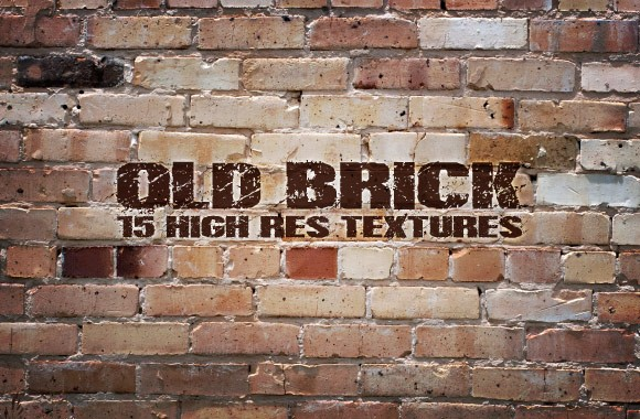 Old Brick Walls - Texture Collection