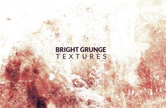 Bright Grunge Textures Pack