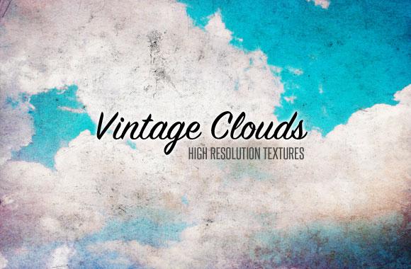 Vintage Cloud Textures