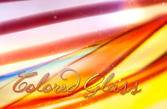 Colored Glass Texture Pack