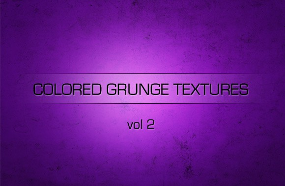 Colored Grunge Textures Vol 2