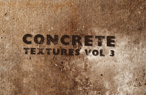 High Res Concrete Textures Vol 3