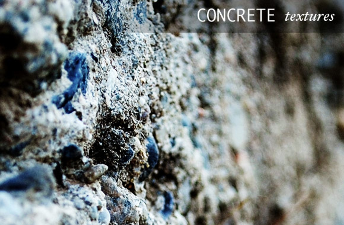 High-resolution Concrete Textures Vol1