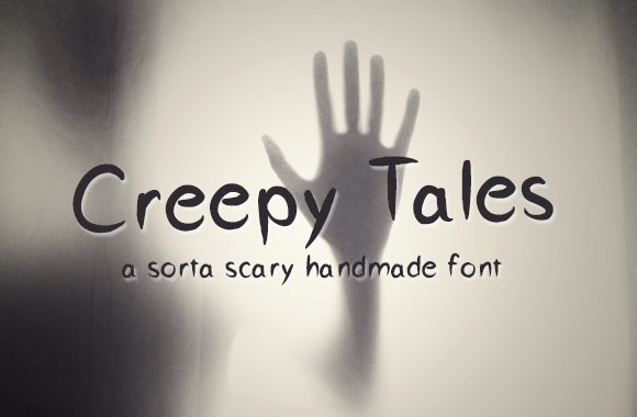 Creepy Tales Font