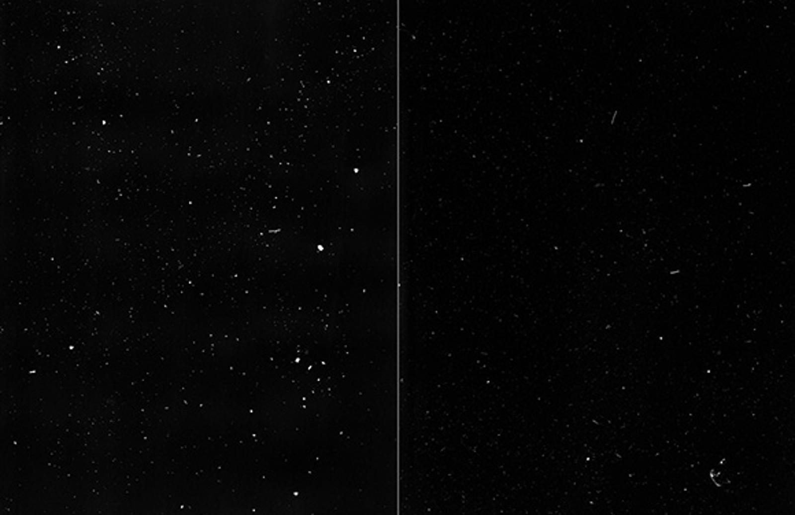 черно-синяя, эффект пыли на фото приложение регулярно