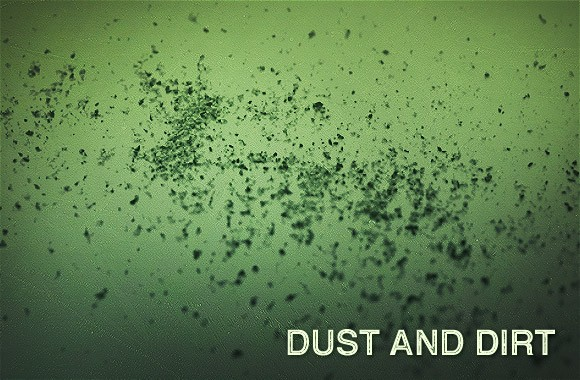 Dust and Dirt brushes