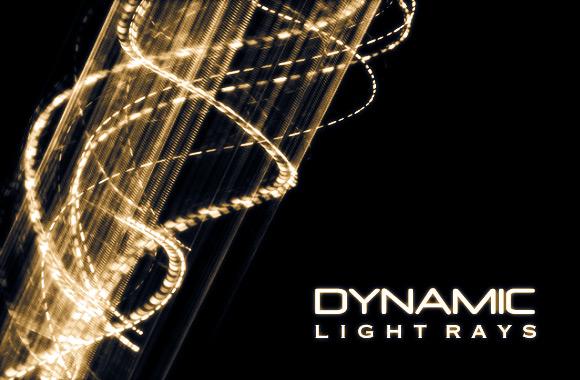 Dynamic Light Wave Brush Set