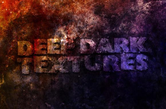 Deep Dark Texture Pack
