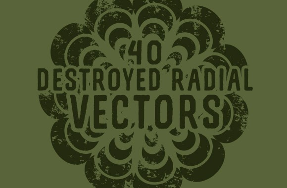 Destroyed Radial Vectors