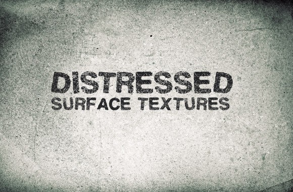 Distressed Surface Texture Pack