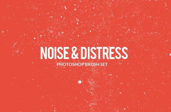 Noise and Distress - Brush Set