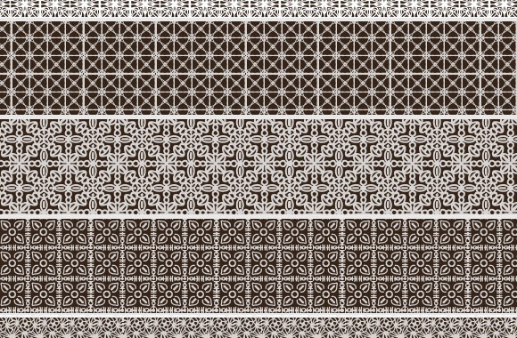 Elaborate Vector Patterns