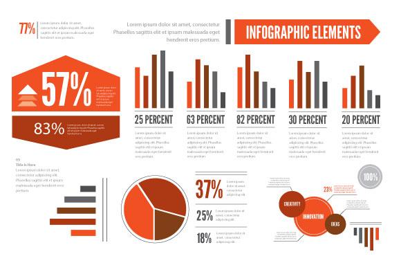 Vector Infographic Vol 1