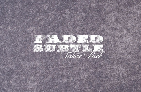 Faded Subtle Texture Pack