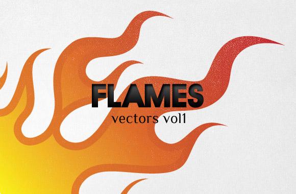 Vector Flames Vol1