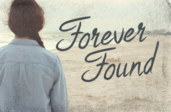 Forever Found – Handwritten Font