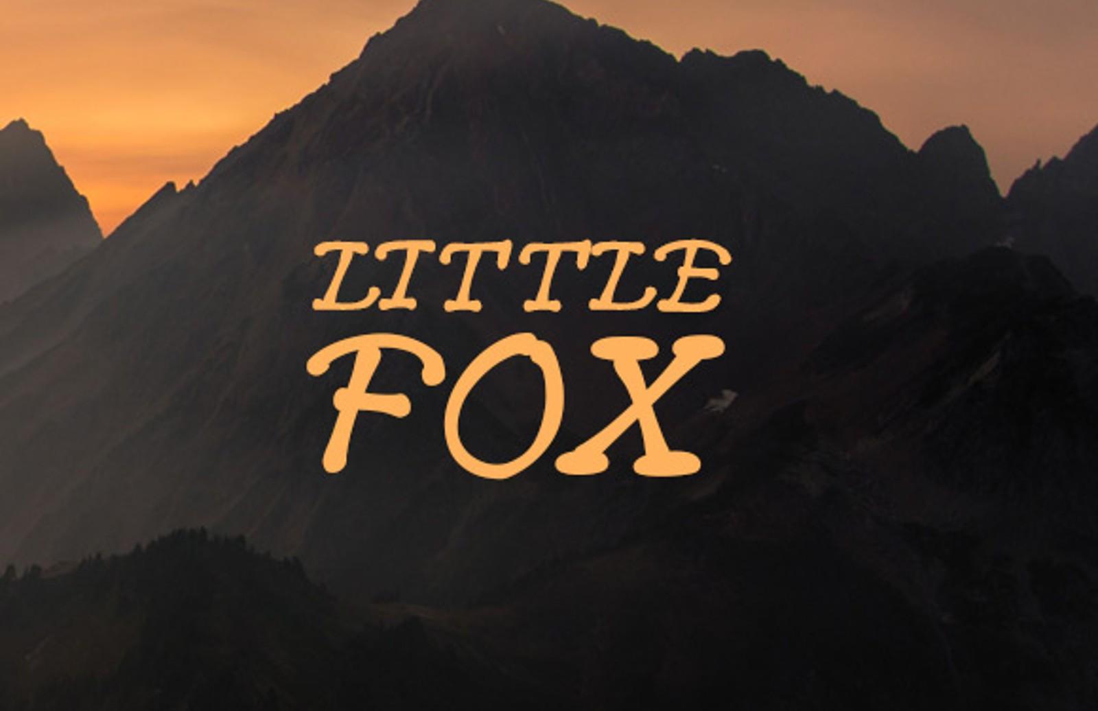 Fox Slide 1