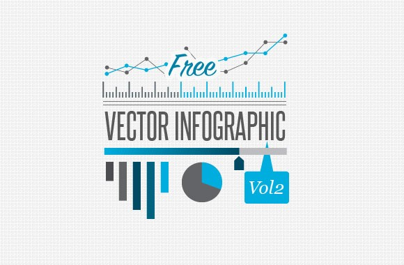 Free Vector Infographic Vol2
