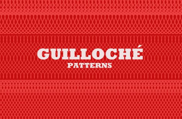 Vector Guilloche Patterns