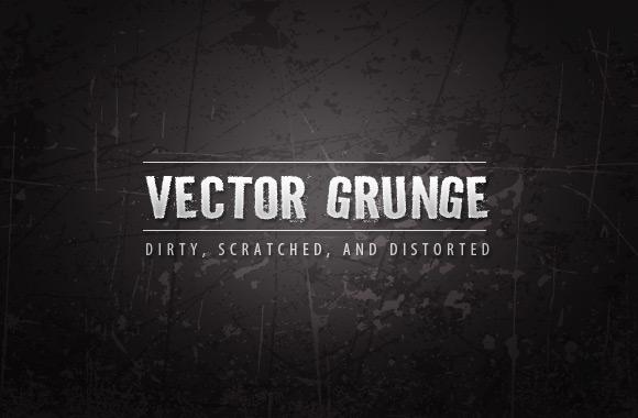 Vector Grunge Patterns