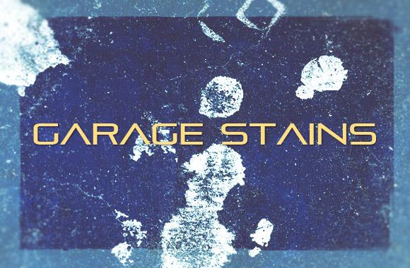Garage Stains