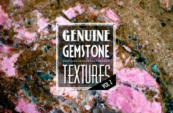 Genuine Gemstone Textures Vol2