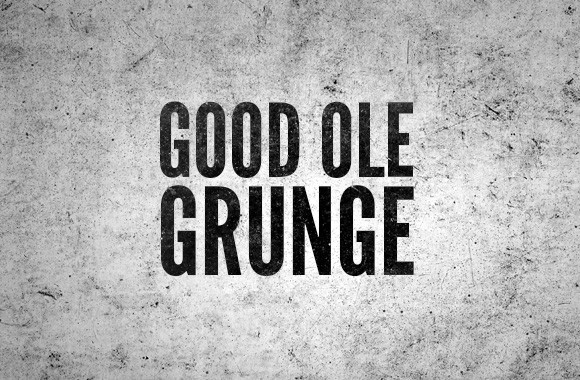 Good Ole Grunge Textures