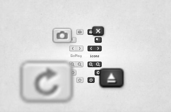 GoPlaying Icons