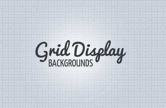 Grid Display Backgrounds