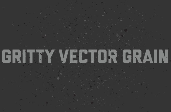 Gritty Vector Grain
