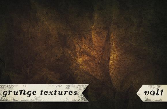 Grunge Textures Vol1