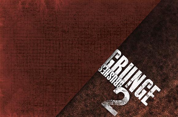 Grunge Brushes Set Vol2