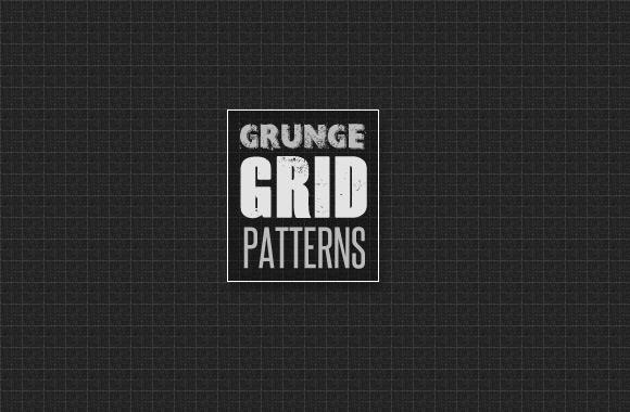 Grunge Grid Patterns