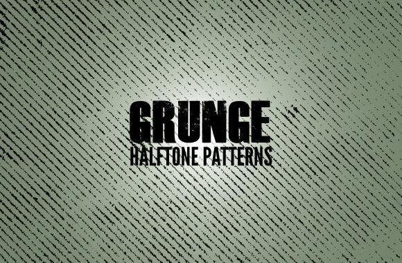 Grunge Halftone Textures 2