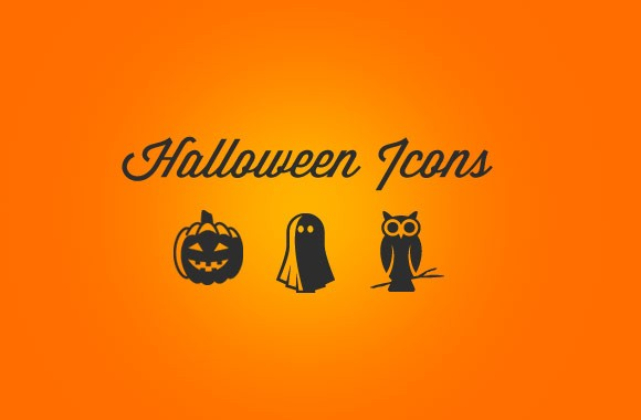 Free Vector Halloween Icon Pack