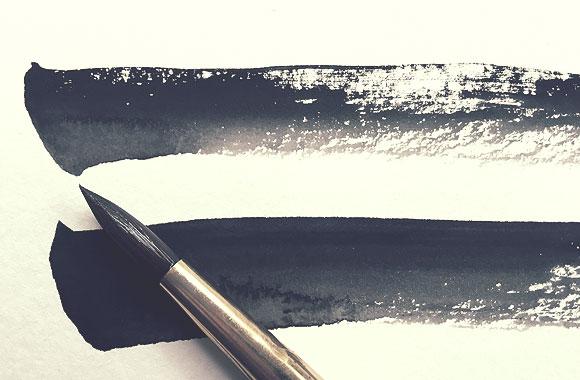 Inky Lines - Vector Brush Set