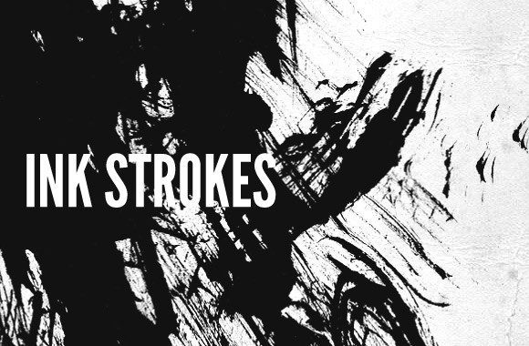 Ink Strokes Brushes