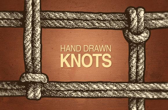 Hand Drawn Knots