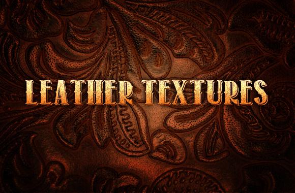 Vintage Leather Textures