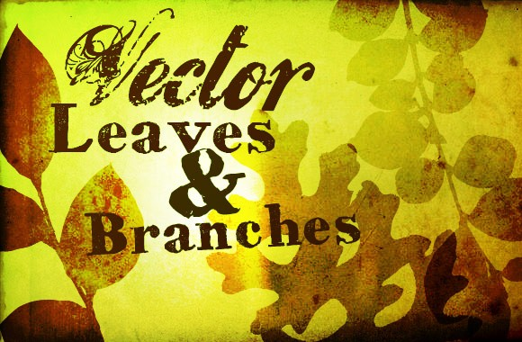 Vector Leaves and Branches