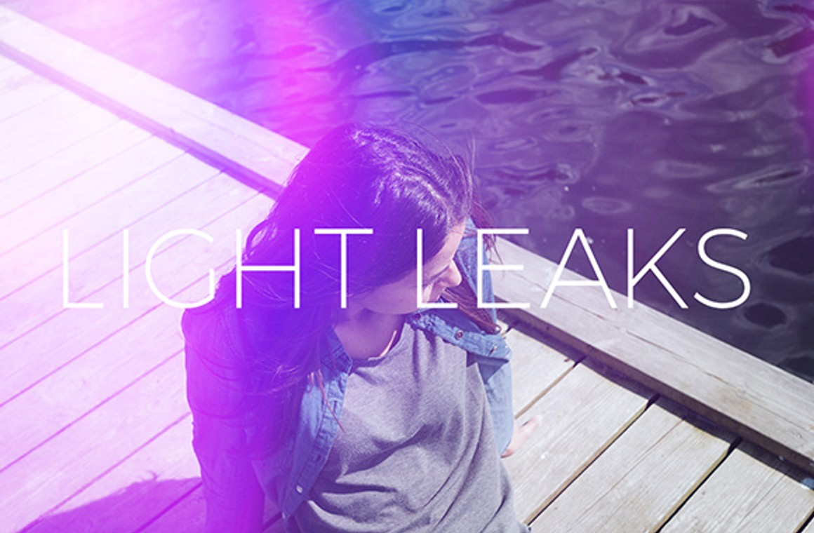 Free Light Leaks