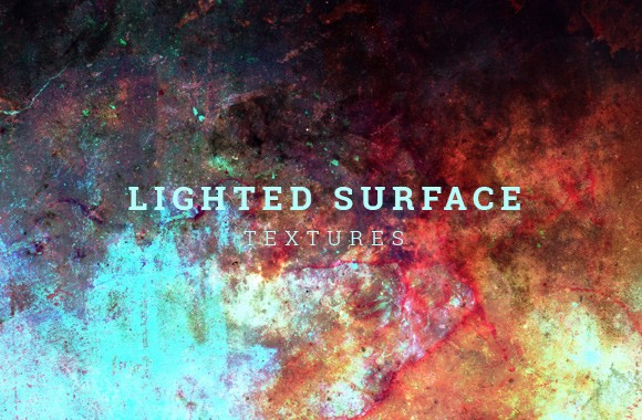 Lighted Surface Textures