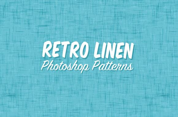 Retro Linen Patterns