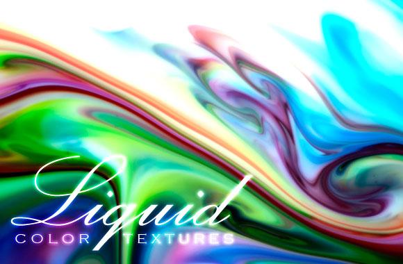 Liquid Color Textures