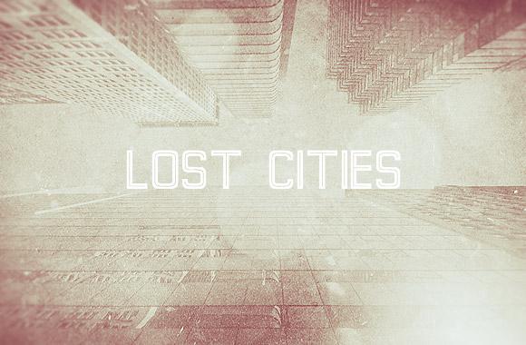 Lost Cities Textures