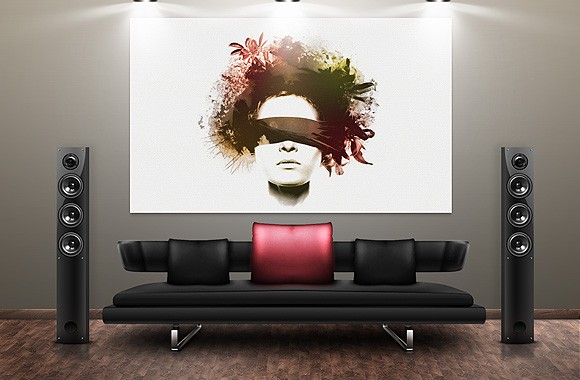 Lounge Room Canvas