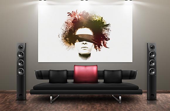 Lounge Room Canvas