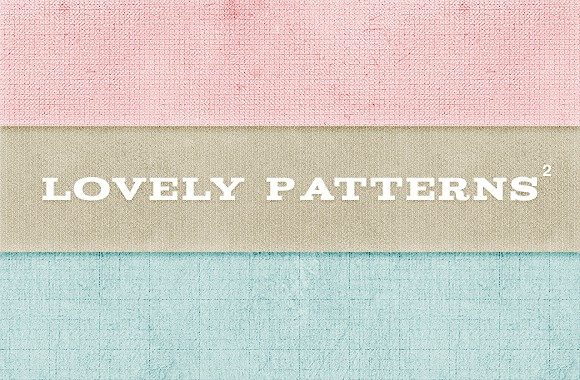 Lovely Patterns Vol2 – Seamless Web Backgrounds